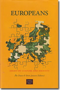 Europeans. Essays on Culture and Identity.